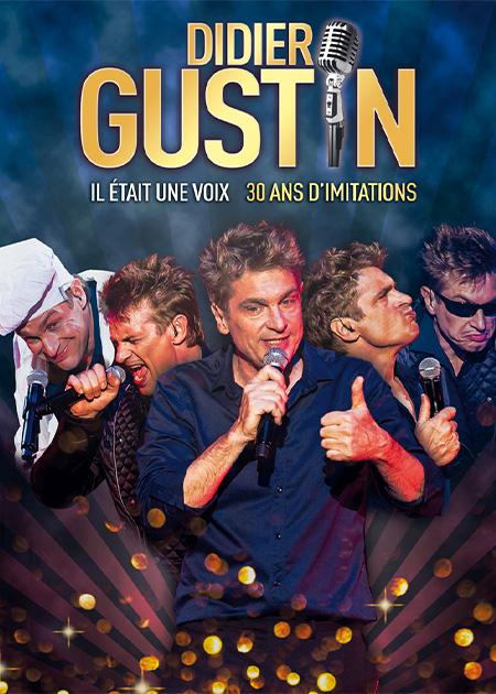 Didier Gustin – Il était une voix