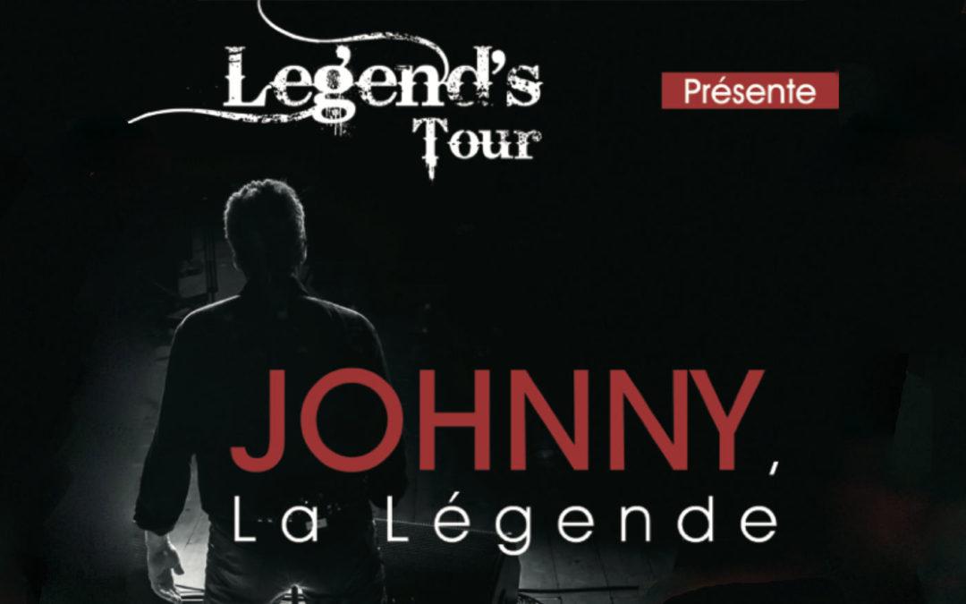 LEGEND'S TOUR | JOHNNY LA LEGENDE