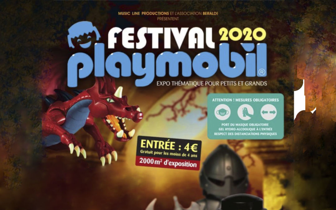 Festival Playmobil 2021